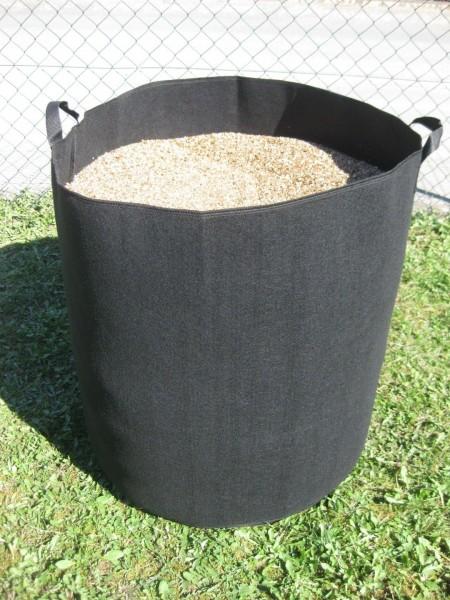 180 Liter – Ø 60 x 65cm mit Henkeln