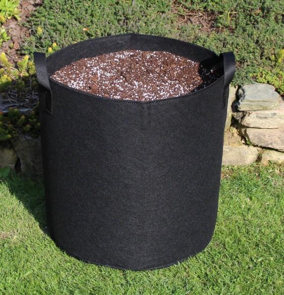 12 Liter – Ø 25 x 25cm mit Henkeln
