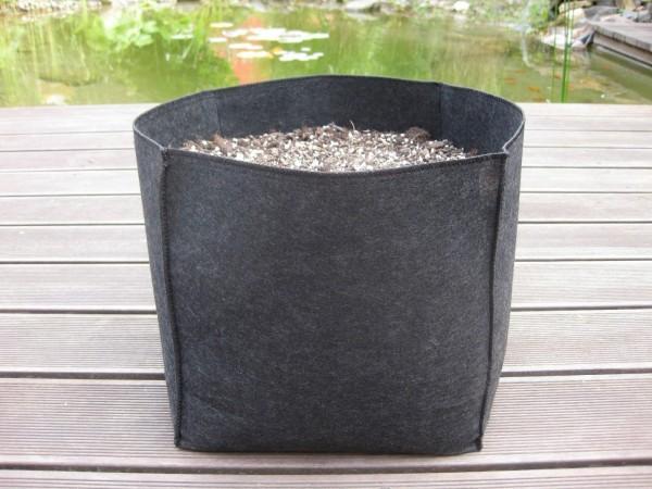 30 Liter Pflanzsack 30 x 30 x 30 cm L/B/H