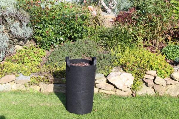 25 Liter – Ø 25 x 45cm mit Henkeln