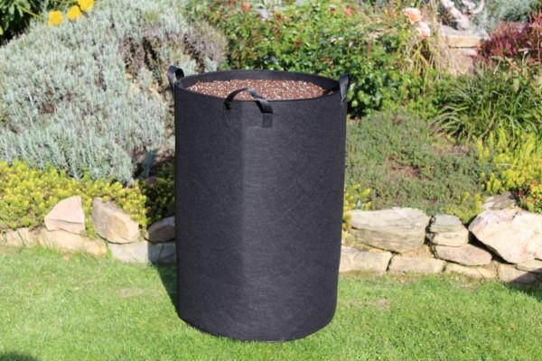 140 Liter – Ø 50 x 70cm mit Henkeln