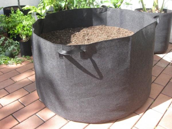 500 Liter – Ø 103 x 60cm mit Henkeln