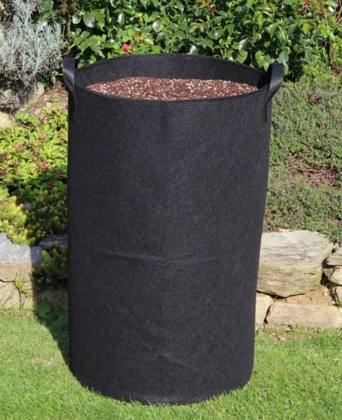 80 Liter – Ø 40 x 65cm mit Henkeln