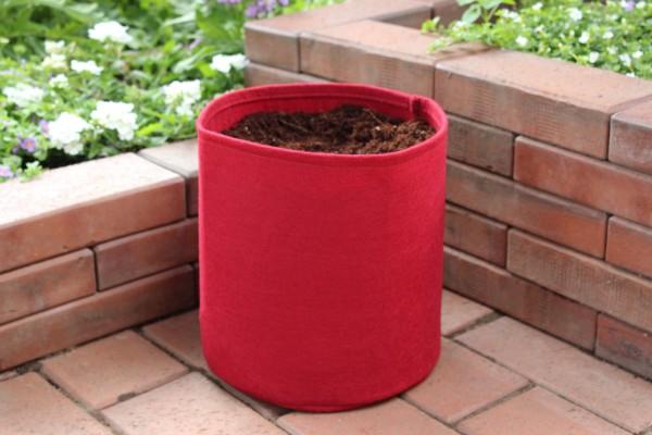 Pflanzsäcke in Rot von 4 - 50 Liter