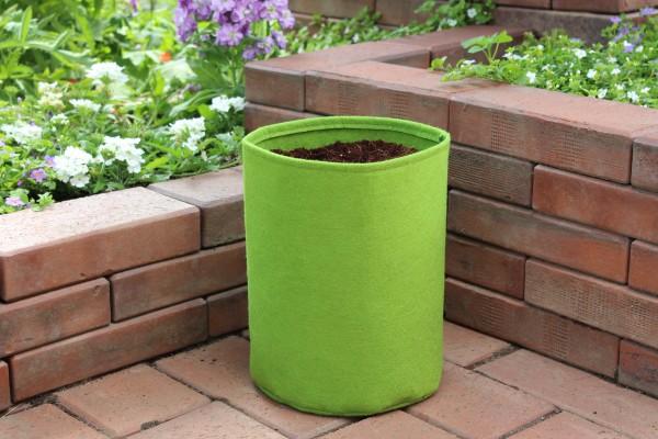 Pflanzsäcke in Grün von 7,5 - 100 Liter