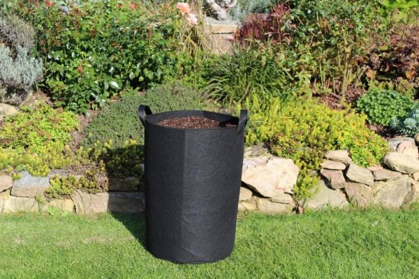 45 Liter – Ø 35 x 50cm mit Henkeln