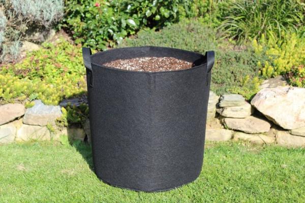 100 Liter – Ø 50 x 50cm mit Henkeln